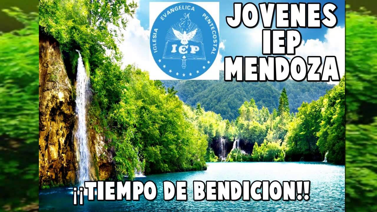 Tiempo de Bendición - Jóvenes IEP Mendoza - YouTube