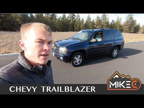 Chevy Trailblazer Review | 2002-2009