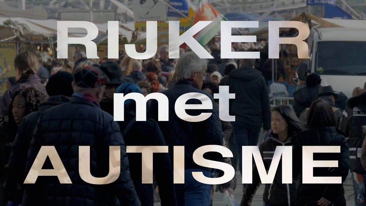 Afbeeldingsresultaat voor rijker met autisme
