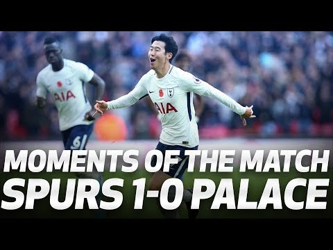 MOMENTS OF THE MATCH   Spurs 1-0 Crystal Palace Mp3