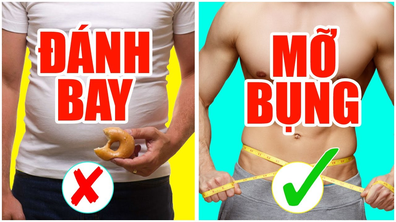 Cách chạy bộ giảm mỡ bụng cho nam đúng cách và hiệu quả nhất | Yêu Chạy Bộ