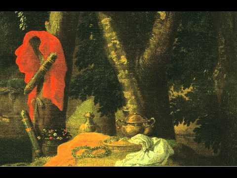 Orphée et Eurydice, Nicolas Poussin, 1659