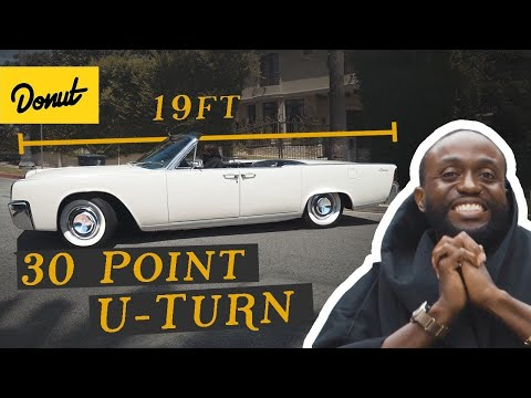 1964 Lincoln Continental: TOO LONG to Drive? | Miracle Whips