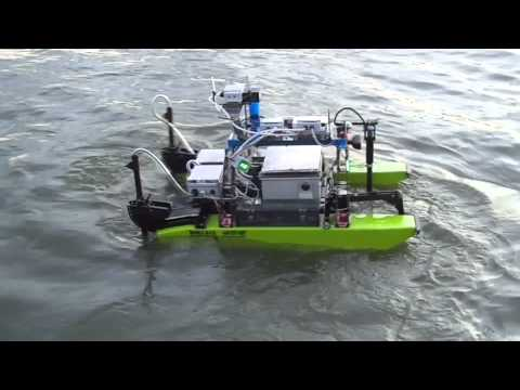 Unmanned Surface Vehicle-Surface Down/ROV Specialties llc,Cleveland  Ohio