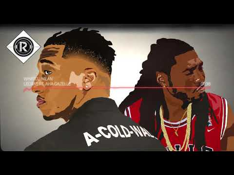 Lecrae ft. Aha Gazelle - Whatchu Mean (INSTRUMENTAL)