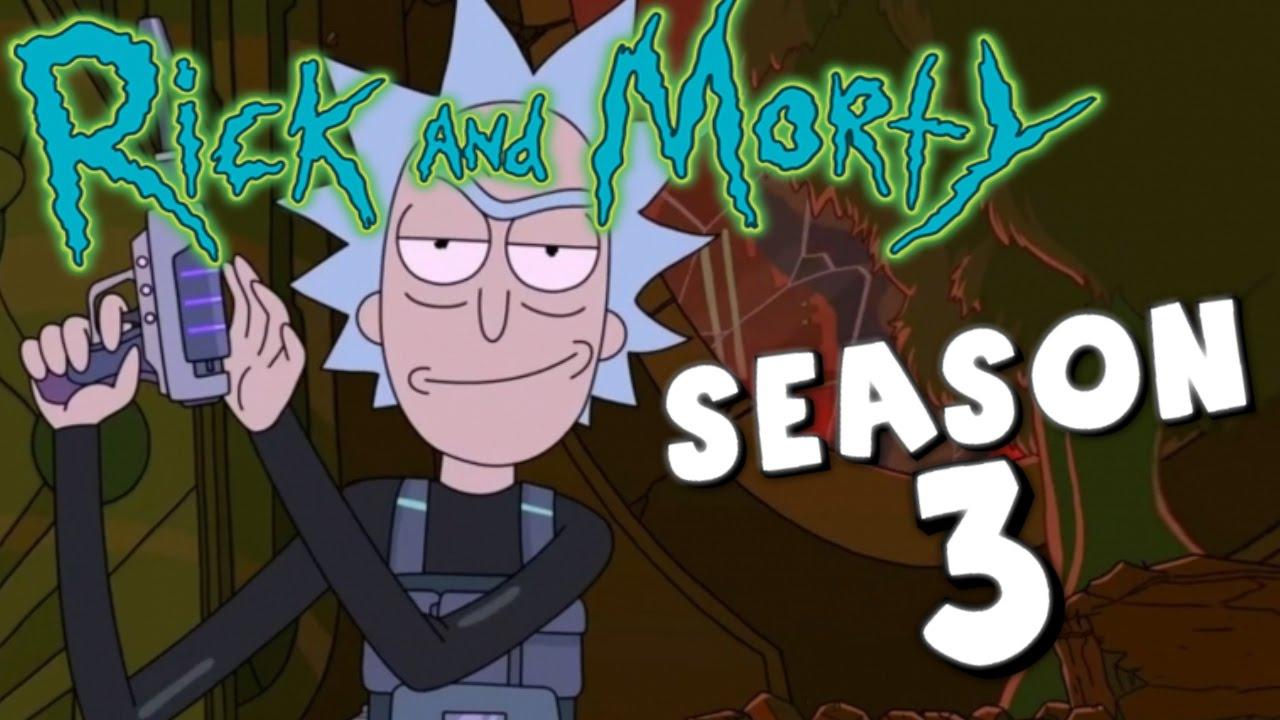 Rick And Morty Season 3 Episode 1 Deutsch