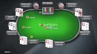 Sunday Million 14/6/15 - Online Poker Show | PokerStars