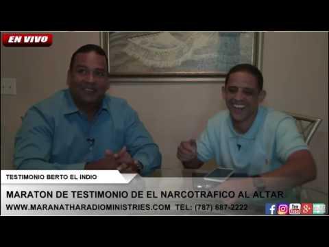 """""""DEL NARCOTRÁFICO AL ALTAR"""" BERTO """"EL INDIO"""""""