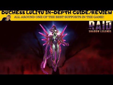 Duchess Lilitu | In-Depth Guide/Review | Raid: Shadow Legends