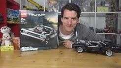 Nach dem Umbau rockt er! LEGO® Technic 42111 Dom's Dodge Charger - Review und RC-Erweiterung