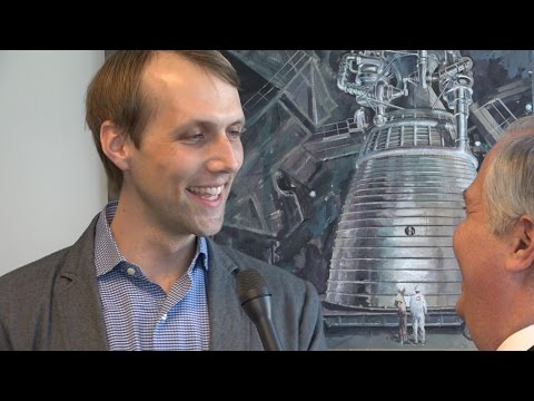 Aerojet Rocketdyne's Martin on New AR-1 Engine, New Facility & Star Trek