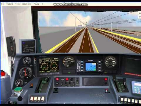 Simulatore treno 5 00 Cracker