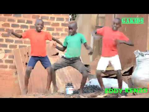 Eddy Kenzo Go Baby Dance Cover By Galaxy African Kids HD Video (GAKIDS) thumbnail