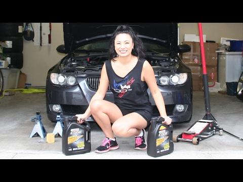 How to do an Oil Change on a BMW 335i - DIY for 3-Series E90/ E91/ E92/ E93