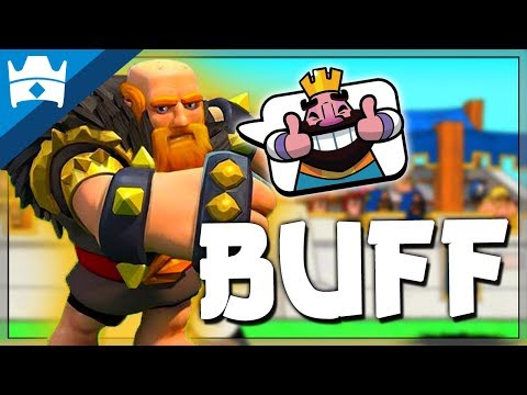 OH NO! ROYAL GIANT BUFF COMING IN JULY UPDATE?! || Clash World Ep. 11