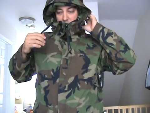 M65 FIELD JACKET And GEN 1 ECWS PARKA- 2 Reviews In One Video