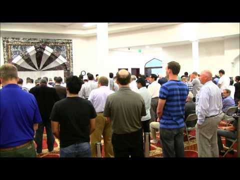 Interfaith Iftaar, Non Muslim Observed & Joined Maghreeb Prayer