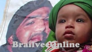 Muslims Motivated for Release of Malik Mumtaz Hussain Qadri