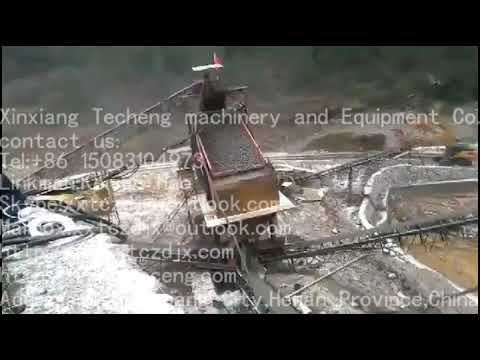 Carbon Steel Battery materials Vibrating Screen for Metallurgy
