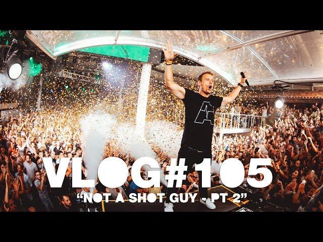 Armin VLOG #105 - Not A Shot Guy, Pt. 2