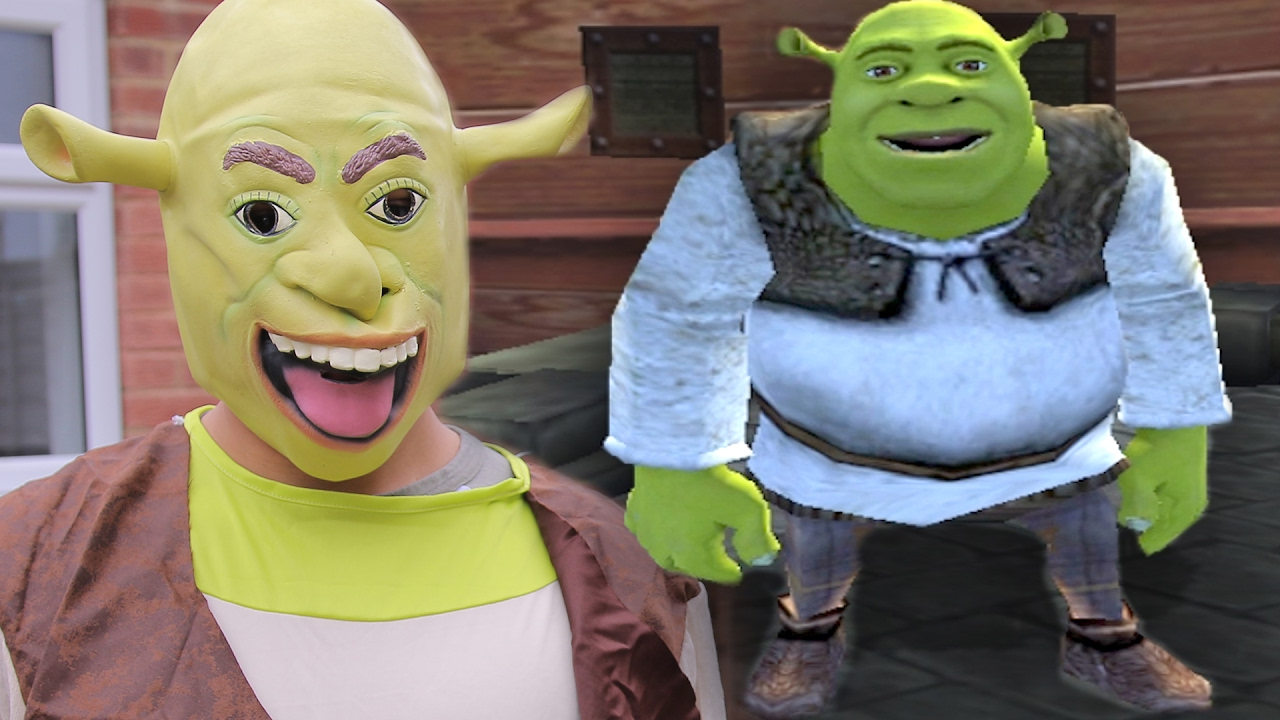 Shrek The Third: The Official Video Game…