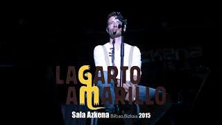 LAGARTO AMARILLO Sala Azkena Bilbao Sábado 7 de Marzo 2015