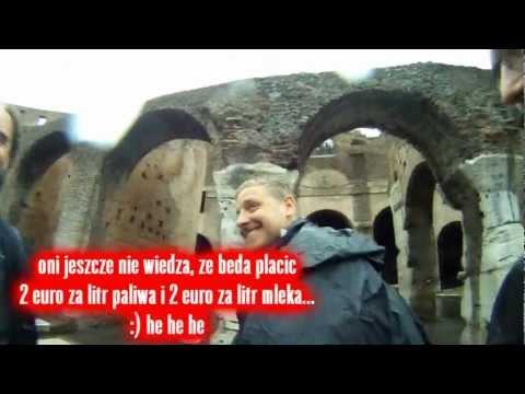 Adriatica Tour Dzień 10: Rzym (w deszczu:/) Music:A.Vivaldi- 4 pory roku- Wiosna