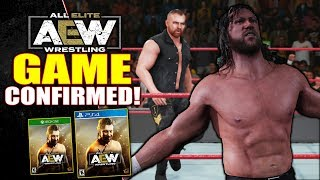 Aew Video Game Officially Confirmed! Reveal Planned For This Year (all Elite Wrestling Game)