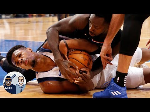 Should Patrick Beverley be suspended for Dennis Smith Jr. fight, fan incident? | Jalen & Jacoby