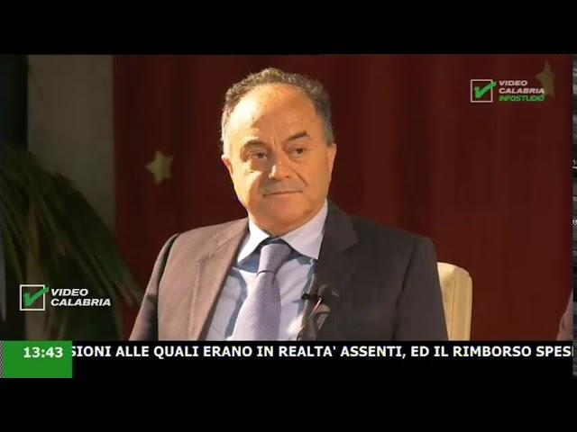 InfoStudio il telegiornale della Calabria notizie e approfondimenti - 14 Dicembre 2019 ore 13.30