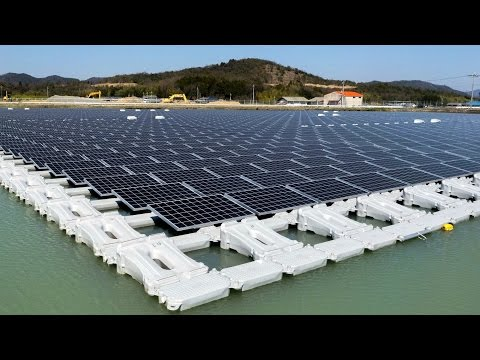 Incredible Floating Solar Power Plant Scheduled For Construction