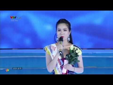 Ứng xử ấp úng, lạc đề nghiêm trọng ở Hoa hậu Biển - Nguồn: VTV