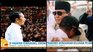 Jokowi Sampaikan Visi 5 Tahun | Prabowo Peluk Petani di Mojokerto - SIP 25/02