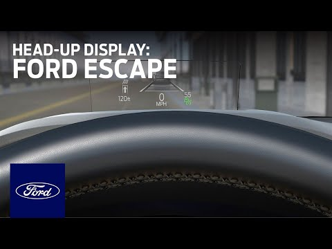 Using Head-Up Display