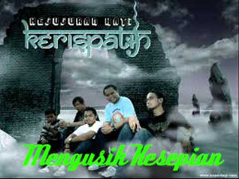 Kerispatih - Tak Lekang Oleh Waktu Lirik (Video Lyrics)