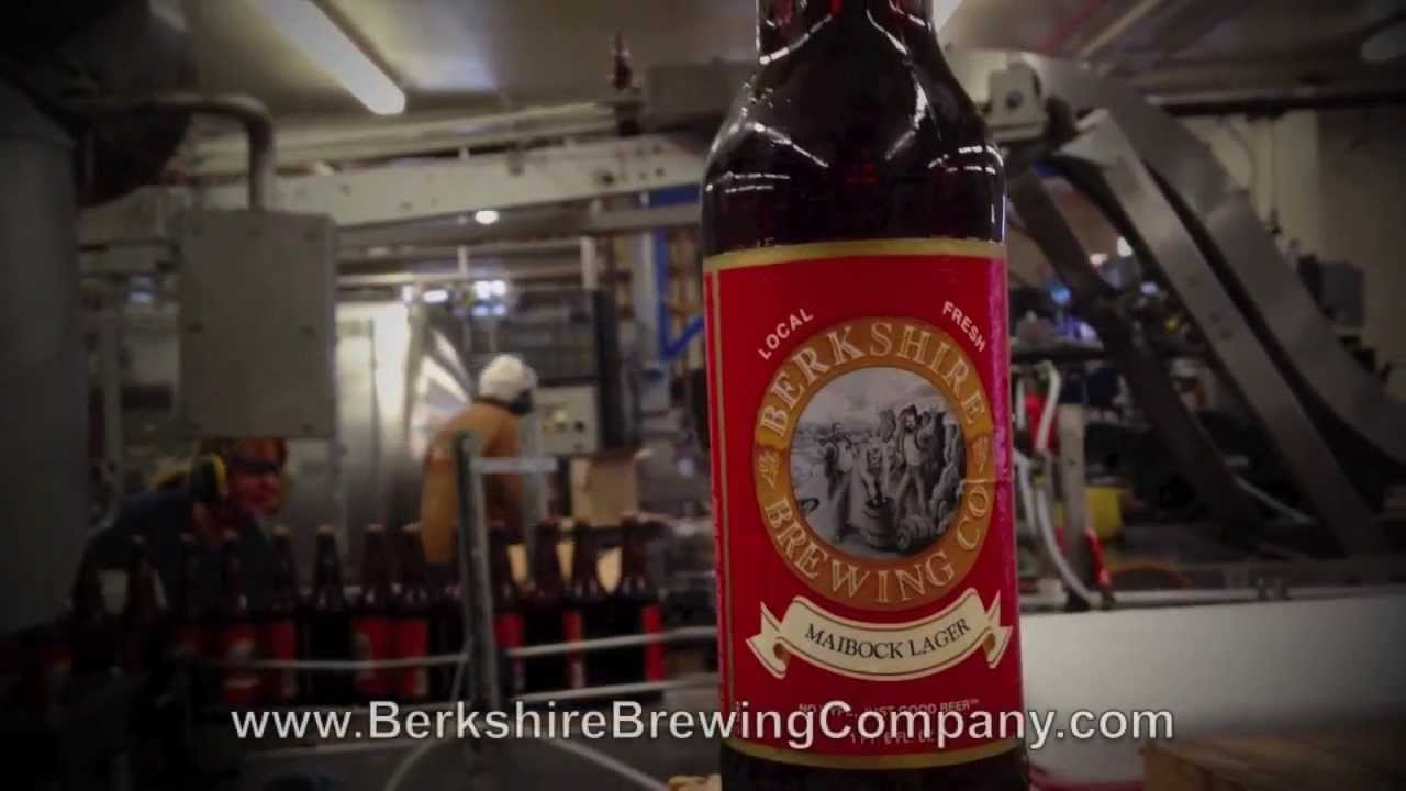 Berkshire Brewing Company Tours