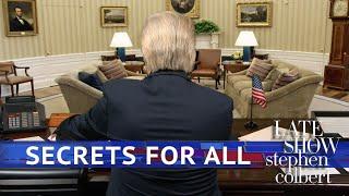Trump Grants Top Secret Security Clearances