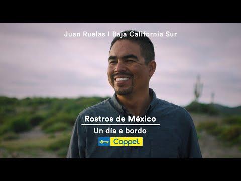 Un día a bordo – Rostros de México | Coppel