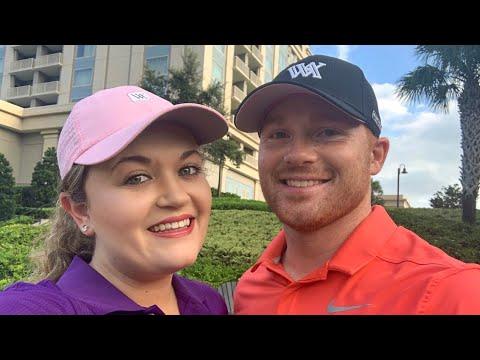 Golfing At Waldorf Astoria Orlando