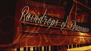 RELAX IN NATURE /🍃/ Raindrops of Resonance (grand piano improvised solo) by Vladimir Yatsina