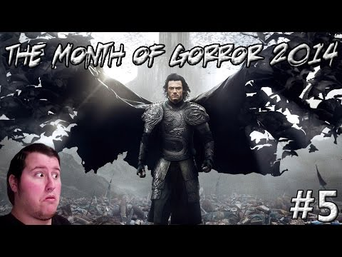 Dracula Untold (2014) Movie Review (The Month of Gorror #5)