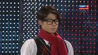 ≪ロシア語翻訳付き≫町田樹 2014 ソチオリンピック EX:Don't Stop Me Now 町田樹 動画 5