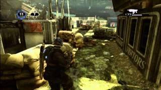 Gears Of War 3 | JESUS TRIED TO KILL ME!