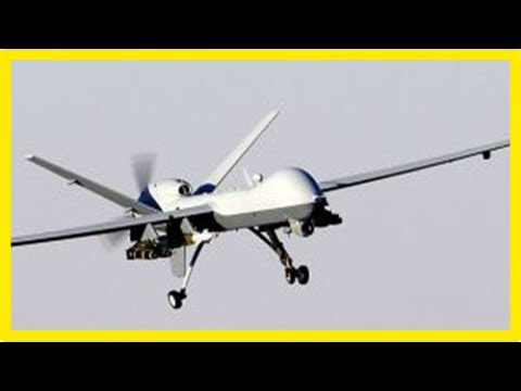 China says indian drone violated its airspace, crashed