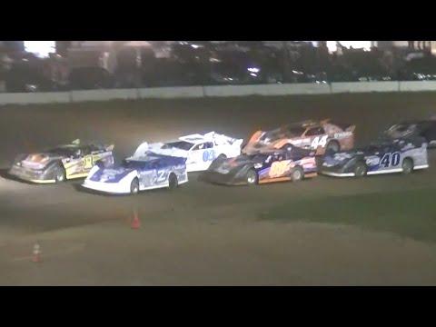 ULMS Super Late Model B-Main One | McKean County Raceway | Fall Classic | 10.11.14