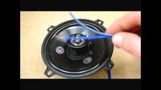 How To Test Speaker Polarity Phasing ( Speaker Popping ) & Do A Continuity Check