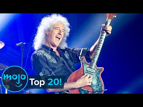 Top 20 Greatest Male Guitarists of All Time