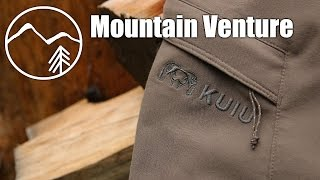 KUIU Attack Pant - One Year Review - Mountain Venture