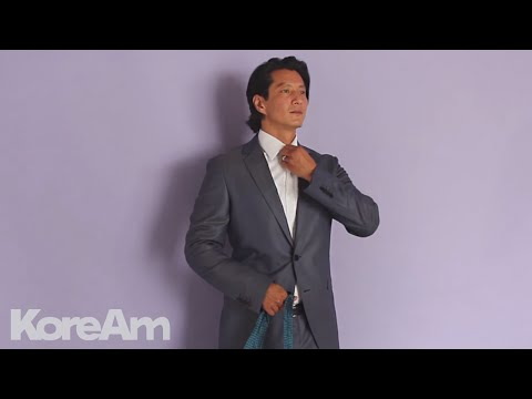 Will Yun Lee Cover Shoot: KoreAm on the Scene