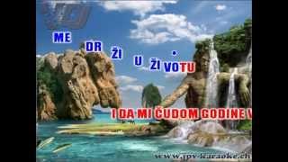 Šeki Turković - Živim by JPV Karaoke-DJ